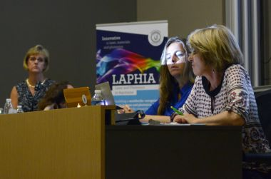 "Intervenantes ""Women in Optics"""