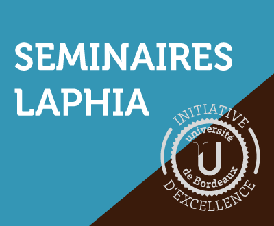 CRPP/LP2N/LAPHIA Seminar : Pr. Jaemin Lim, Tuesday 20th Feb., 14:00, IOA