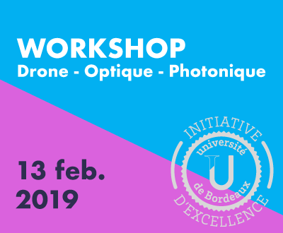 WORKSHOP - Drone - Optique - Photonique