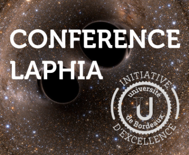 "Conference : Bruce Allen ""The direct observation of gravitational waves"", 16 may 2018, 10:30 - IOA"